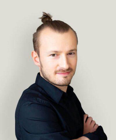 Adam Orzechowski Projektant systemów regałowych - oddział Poznań