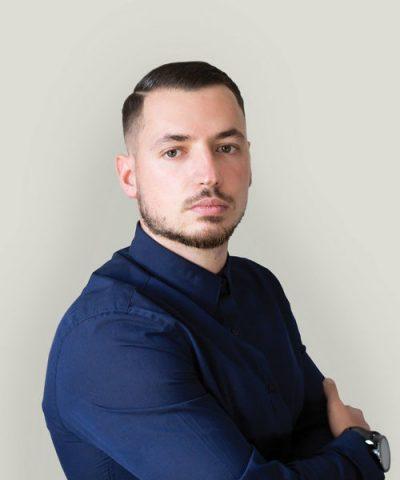 Jakub Zięciak Dyrektor działu handlowego - oddział Poznań