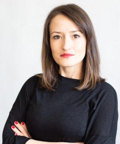 Natalia Jaworek Specjalistka ds. szkoleń