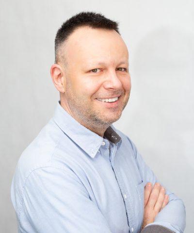 Łukasz Ulanik - Inspektor systemów regałowych - oddział Gdańsk