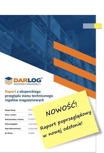 Raport poprzeglądowy - nowy wzór