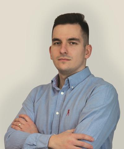 Adrian Migocki -Inspektor systemów regałowych - Darlog oddział Wrocław